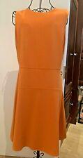 HOBBS  A-Line DRESS UK 16 US 12 Orange