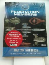 More details for star trek federation members encyclopedia of ships book - new