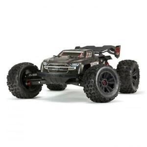 Arrma Kraton 1:8 Scale 6S EXB Extreme Bash Roller  Black C-ARA106053