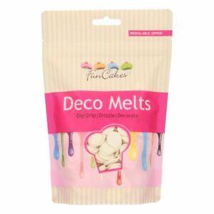 Candy Melts Schmelzschokolade 250g Weiß White Cake Pops Muffin Weihnachten