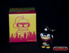 Nibbler - Futurama Keychain - Kidrobot  - Additional Keychains Ship Free!!