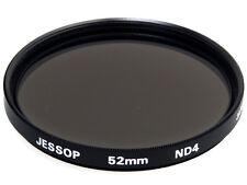 52mm. Filtro neutral density ND 4 Jessop (+2 stop)