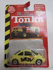 TONKA DIE CAST METAL #35/50 VW NEW BEETLE