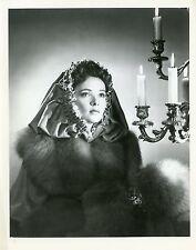 GENE TIERNEY DRAGONWYCK 1946 VINTAGE PHOTO ARGENTIQUE N°25