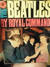 the beatles by royal command rare magazine 1963 daily mirror publication
