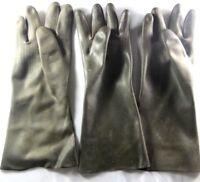 20 Paar Spezial  NVA Handschuhe Chemie Gasmasken Abc Ausrüstung  25 Kg Tragkraft