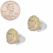 1 Pair Digital Hearing Aids In-The-Canal (ITC) EZ-601, Energy save Easyuslife®