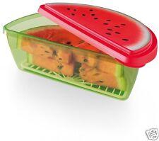 SNIPS Watermelon Saver Container Fresh Food Storage Fridge Keeper Box Home