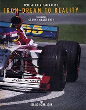 British american racing de rêve à la réalité 1999-les nouveaux arrivants pour formule 1,
