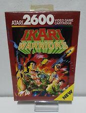 Ikari Warriors - Atari 2600 -Neu noch Verschweißt   A7203