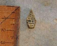 Bäumchen Messing Buchbinden Prägen Prägestempel Handvergolden Blindprägen Baum