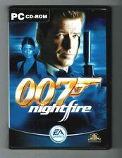 James Bond 007: NightFire (PC, 2002, DVD-Box) - PC Spiel