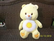 """2003 Funshine Care Bear 23"""" Plush"""