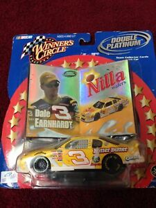 2001 Nascar Winners Circle Double Platinum #3 Dale Earnhardt Jr.