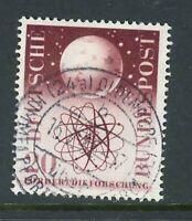 BRD - Michel-Nr. 214 - zentrisch gestempelt - Vollstempel