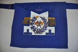 Masonic Past Grand Standard Bearer undress apron