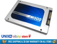 """Crucial 960GB SSD M500 SATA 6Gb/s Internal 2.5"""" CT960M500SSD1"""