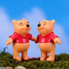 Disney Winnie The Pooh Cake Toppers Pooh Figure  (USA SELLER FAST SHIPPING)