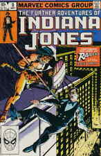 Further Adventures of Indiana Jones, The #9 VF/NM; Marvel | save on shipping - d