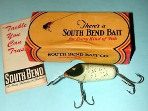 South Bend Dive Oreno ... nice color...