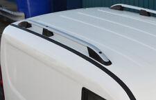 Aluminio Baca BARRAS rieles laterales juego para caber SWB VOLKSWAGEN CADDY (2004-15)