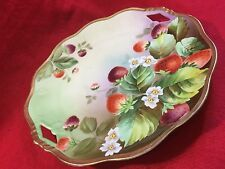 royal vienna plate Painture Alamin Hand Painted. Amazing Piece