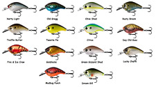 13 Fishing Jabber Jaw 60 Hybrid Squarebill Crankbait - Choice of Colors
