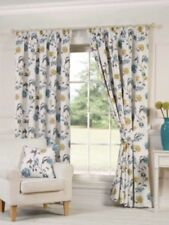 Country Tape Top Curtains