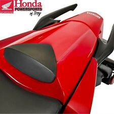 GENUINE HONDA OEM 2015 CBR300R CBR300F RED PASSENGER SEAT COWL COVER