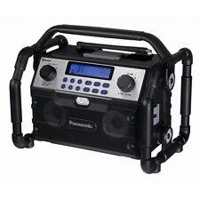 Panasonic Bauradio EY37A2 Baustellenradio Akku-Radio 14,4 + 18 V, mit Bluetooth