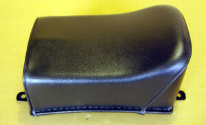 BSA Rudge Sunbeam Ariel AJS Matchless Norton HRD Soziussitz Pillion Bum Pad Seat