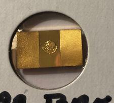 2 Gram Gold Bar Flag Mexico