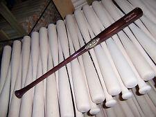 "Old Hickory BJ1 Maple Wood Baseball Bat 34""/32 oz. PROFESSIONAL Model"