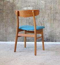 60er Farstrup Teak Stuhl Neubezug Danish Mid-Century 60s Chair Vintage 50er 50s