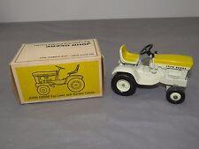 Vintage John Deere 140 Patio Lawn Garden Tractor ERTL New in Box RARE Yellow