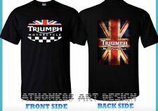 Triumph Motorcycles T Shirt L