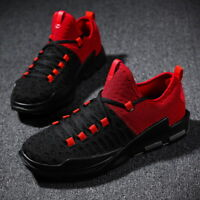 Fashion Men's Running Shoes Sneakers Mesh Outdoor Breathable Athletic Casual