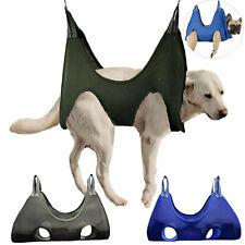 Pet Dog Cat Grooming Hammock Harness Dog Hammock Restraint Bag Helper Breathable