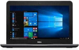 """Dell Latitude 3380 13.3"""" Intel Core i3 6th Gen 4GB 128GB SSD Windows 10 Pro"""
