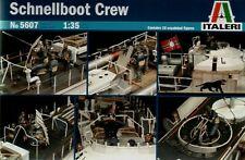 Italeri 1/35 Schnellboot Crew # 5607