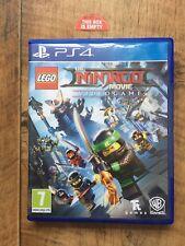 Lego Ninjago Movie EMPTY CASE ps4 Replacement case Box No Game