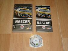 NASCAR DE EA GAMES PARA LA SONY PSP VERSION ESPAÑOLA USADO COMPLETO