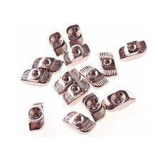 50 Stück Hammermutter Nutensteine T-Nut M6 Nut 8 für 30er 40er Aluprofile Profil
