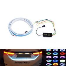 RGB LED Strip Type Tailgate Turn Signal Light Bar Lamp Remote Control Waterproof