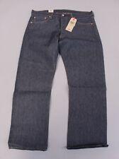 Levi's Men's 501 Original Shrink-To-Fit Straight Leg Jeans CD4 Blue 36Wx30L NWT