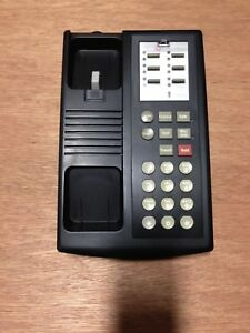 Avaya Partner 6 Button Business Telephone Black