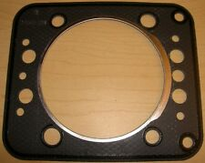 1999-2002 Ducati 996 NOS 100mm factory head gasket 1.1mm thick stamped 13546-030