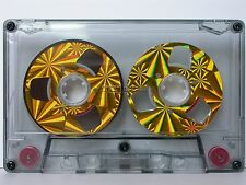 """Souvenir Reel to Reel """"AXIA"""" hologram cassette tape self-made !"""