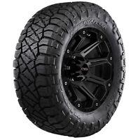 4-LT275/70R18 Nitto Ridge Grappler 125/122Q E/10 Ply BSW Tires
