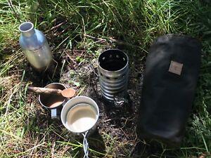 Volcano Stove Bushcraft Carry Sack / Hand Made